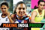 Yearender 2017: PV Sindhu to Mithali Raj, Indian sportswomen who made us proud this year with theirachievements