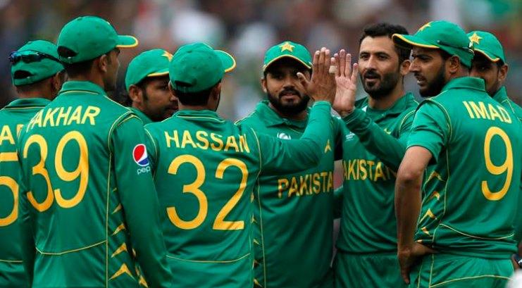 Pakistan T20I Cricket team