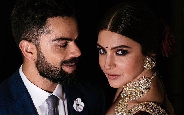 Latest pictures of newlyweds Virat Kohli-Anushka Sharma that are going viral! — SEE PICS