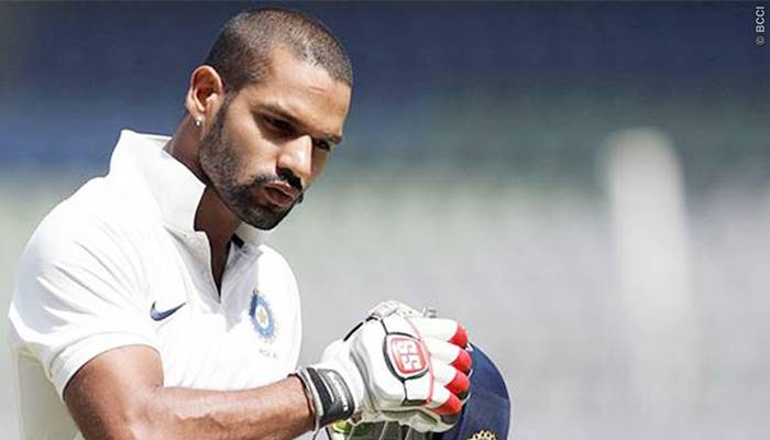 Shikhar Dhawan's Video After Thumb Injury Is Making Fans Emotional