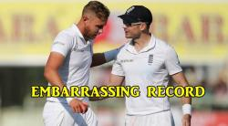 England create EMBARRASSING record, become 8th quintet to concede more than 100 runs in same innings