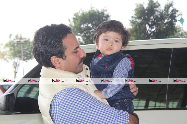 Taimur Ali Khan going to celebrate his birthday in Pataudi