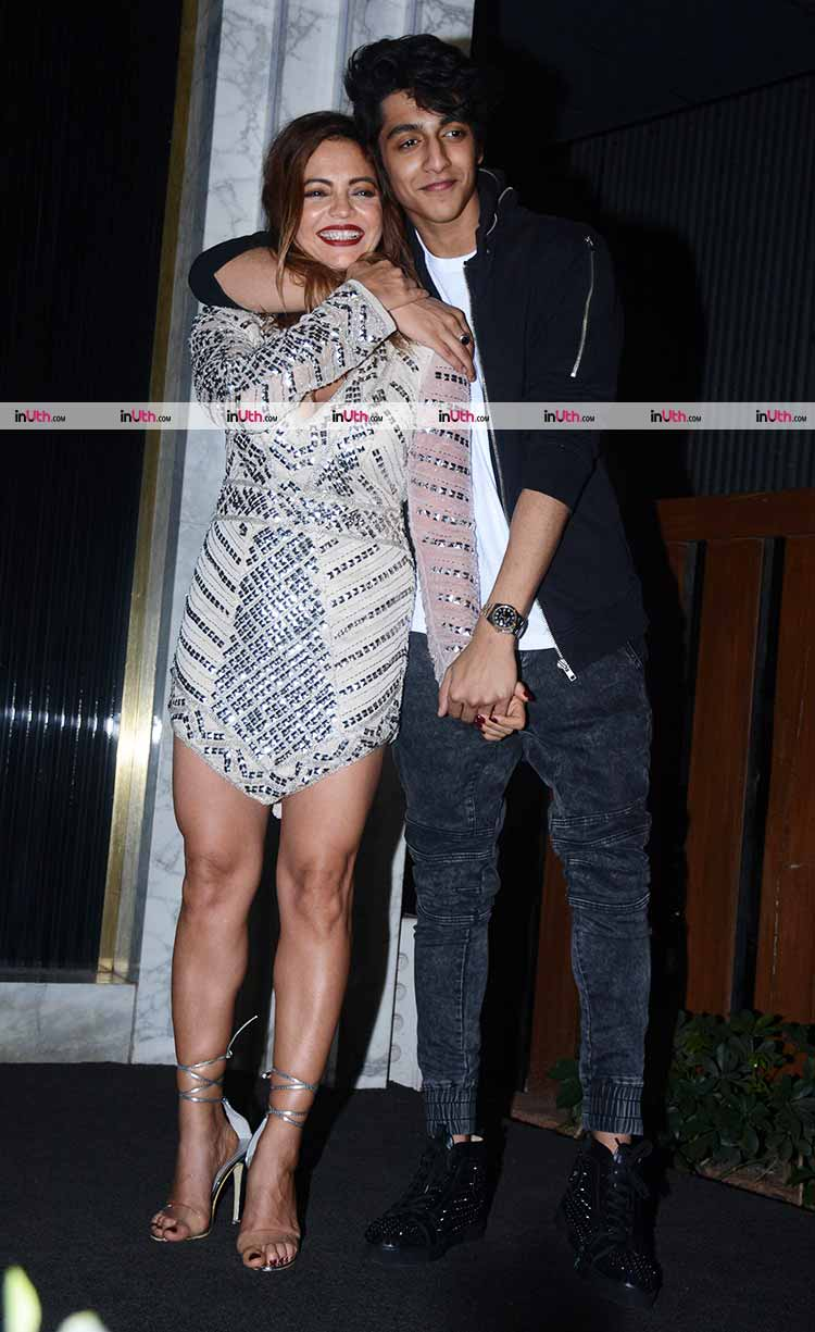 Celebs At Deanne Panday S Pre Birthday Party