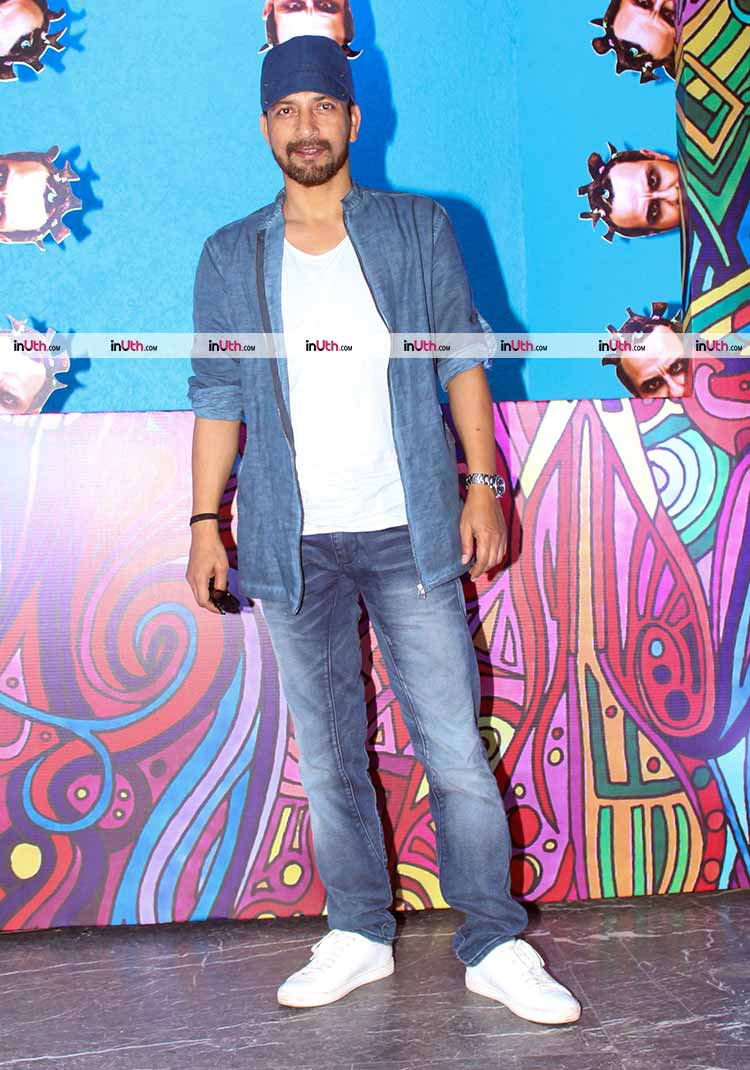Deepak Dobriyal at Kaalakaandi trailer launch