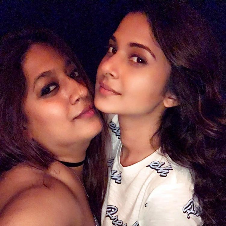 Jennifer Winget's Instagram birthday wish for a friend