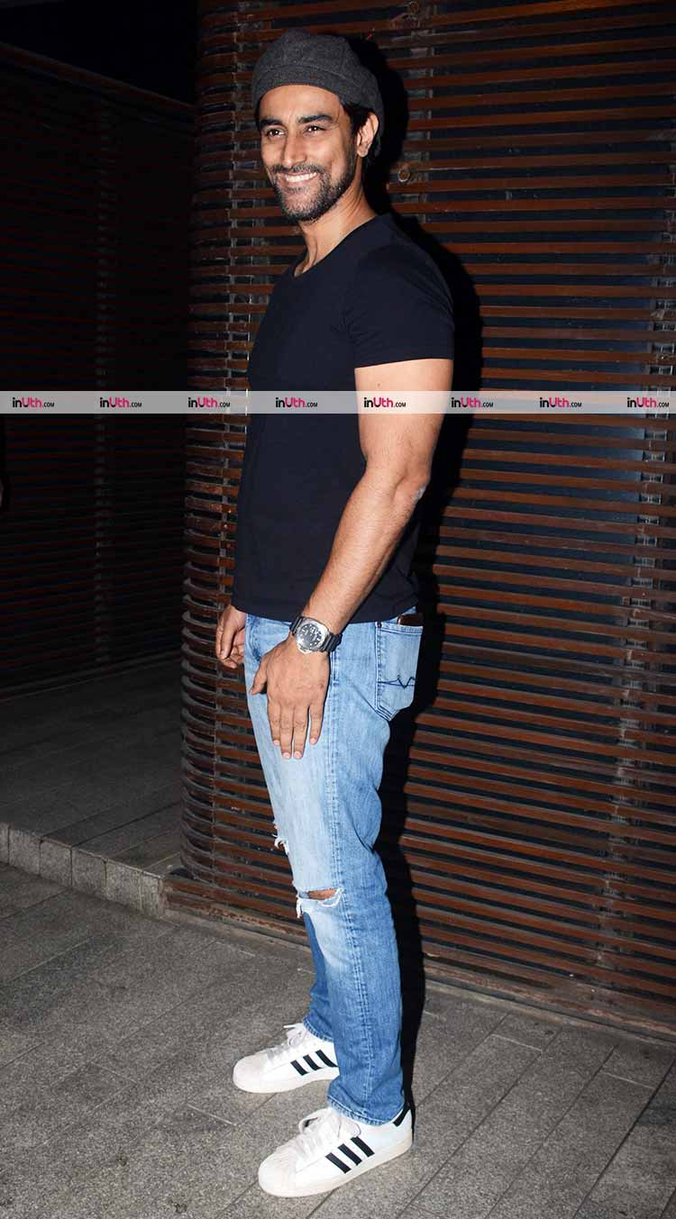 Kunal Kapoor at Gold wrap up party