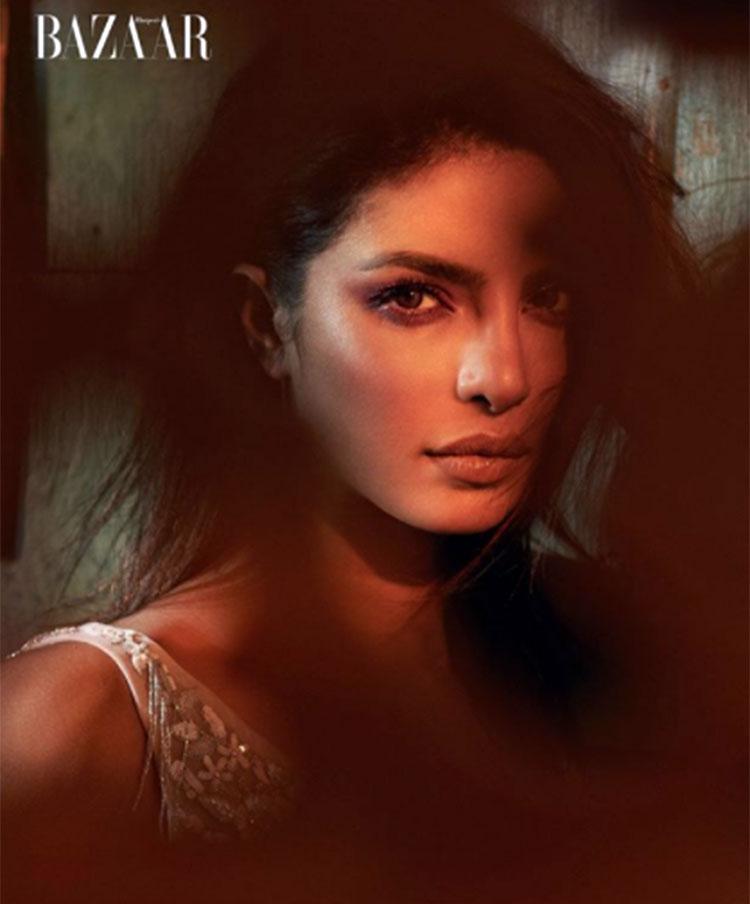 Priyanka Chopra looks dreamy in this Harper's Bazaar Vietnam shoot