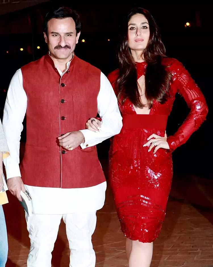 Saif Ali Khan and Kareena Kapoor are the masters of good look