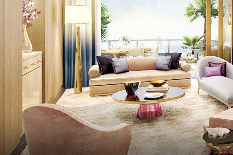 Virat Kohli and Anushka Sharma's new apartment face the Arabian Sea