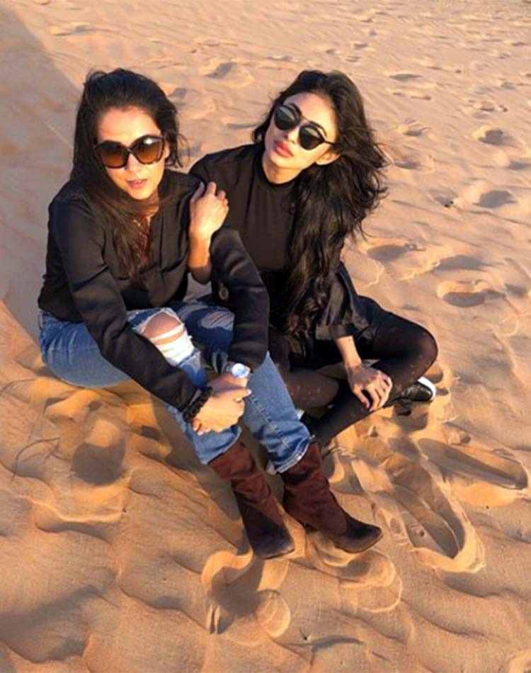 Mouni Roy's hot pic with close friend