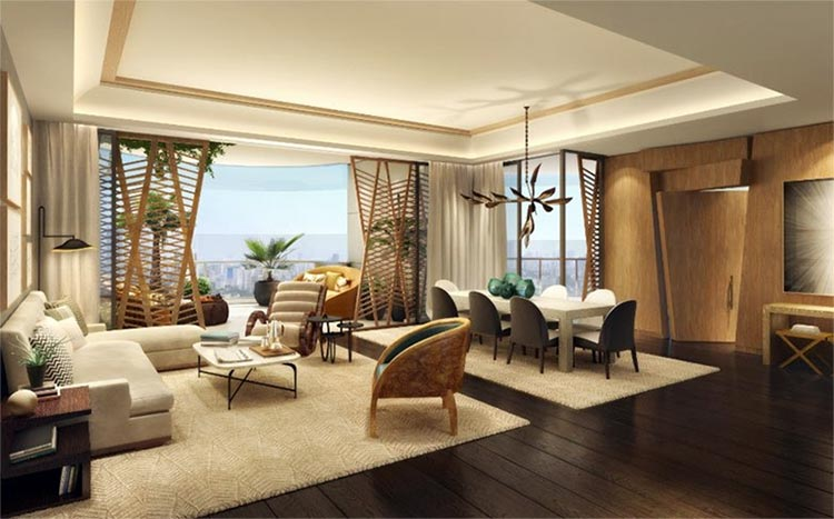Virat Kohli and Anushka Sharma's new apartment is stunning