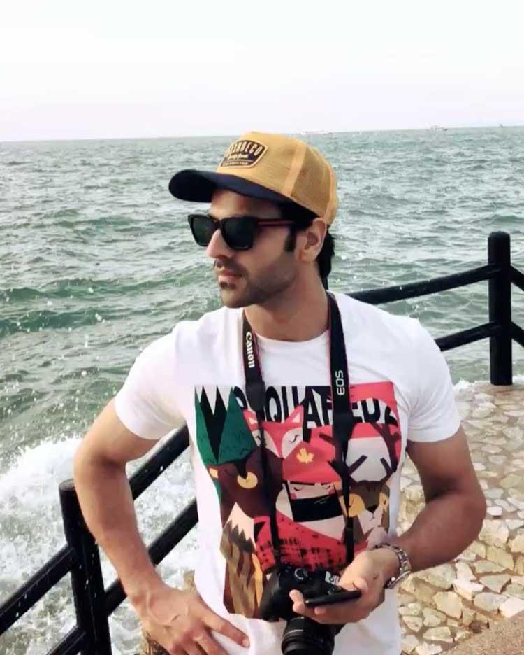 Vivek Dahiya has some 'cool' tricks under his sleeves