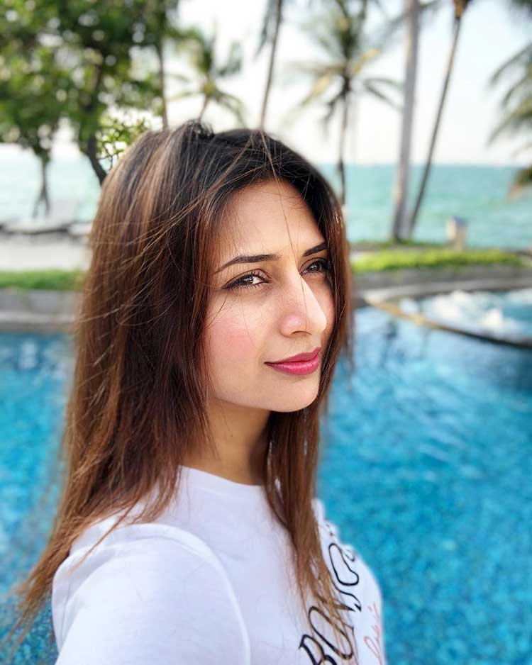 Divyanka Tripathi spending her birthday weekend in Thailand