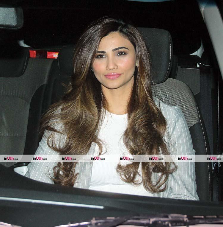 Daisy Shah at the special screening of Tiger Zinda Hai