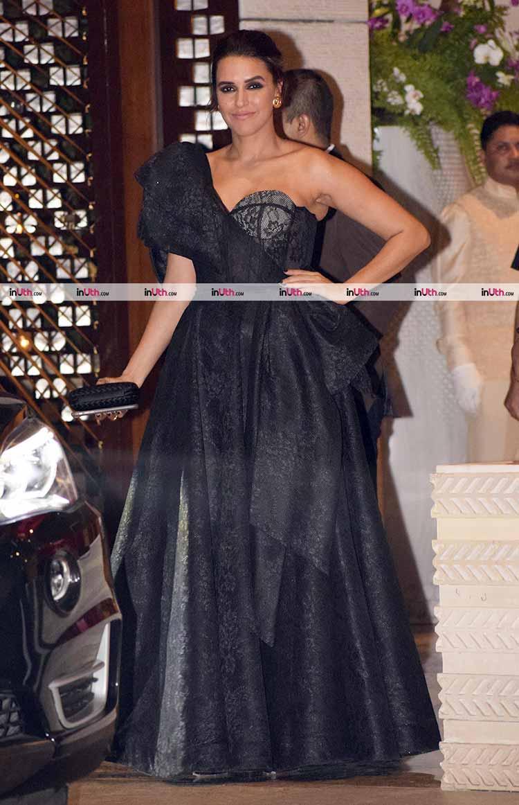 Bollywood celebs at Mukesh Ambani's party photos   Alia Bhatt