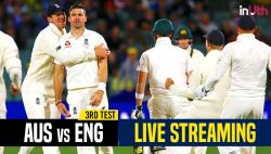 Australia vs England 3rd Test Ashes, Live Streaming: Watch live coverage on Sony Six & Live Streaming on SonyLIV