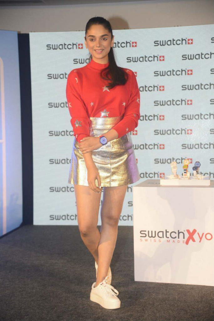 Aditi Rao Hydari at an event