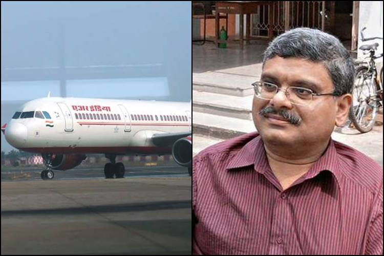 Wheelchair-bound researcher refused onboard Air India flight. When will we stop mistreating differently-abled passengers