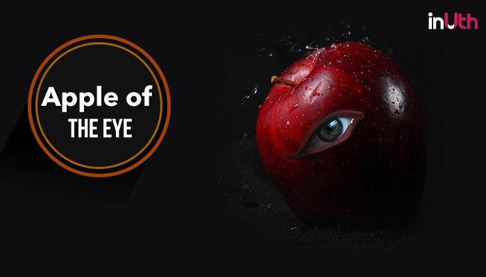 Apple-of-the-eye