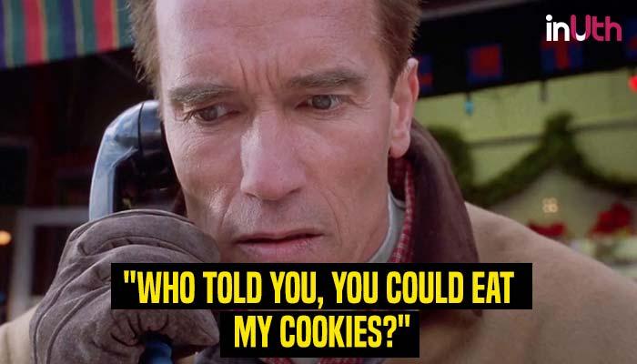 Jingle All The Way, Arnold Schwarzenegger