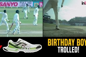 Ravindra Jadeja, Ravindra Jadeja no ball, Ravindra Jadeja no ball fiasco, Angelo Mathews, Ravindra Jadeja birthday, Ravindra Jadeja trolled, India vs Sri Lanka 3rd Test, IND vs SL 3rd Test, Jadeja no ball, Dinesh Chandimal, Angelo Mathews