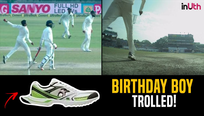 'Birthday Boy' Ravindra Jadeja gets 'hate' tweets as his 'no ball' denies India a crucial wicket