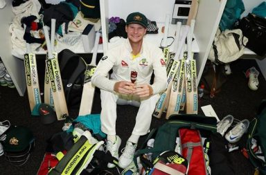 Steve Smith left in tears after Australia win Ashes, says 'wanted to leave my mark as captain'