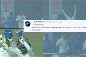 Virat Kohli angry, Virat Kohli breaks record, Virat Kohli declare, India vs Sri Lanka 3rd Test, Feroz Shah Kotla stadium, Virat Kohli declares, Virat Kohli angry