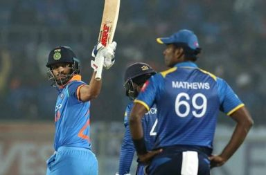 India vs Sri Lanka 3rd ODI Highlights: India win decider by 8 wickets, 9th ODI series victory on the trot