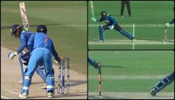MS Dhoni's clever stumping removes Upul Tharanga on 95, becomes turning point of the game — WATCH