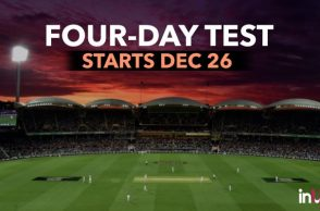 First four-day day-night Test match to start from December 26