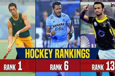 FIH World Rankings: Indian men's hockey team ends 2017 on 6th spot, women 10th