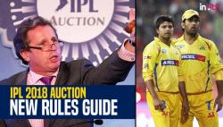 IPL 2018 player auction: Here's your guide to new rules and regulations. Explained step by step