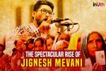 Video: From a lesser-known activist, Jignesh Mevani is now the young face of Dalit politics