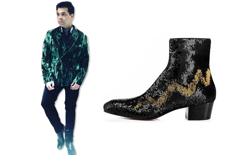 Image result for karan johar shoes""
