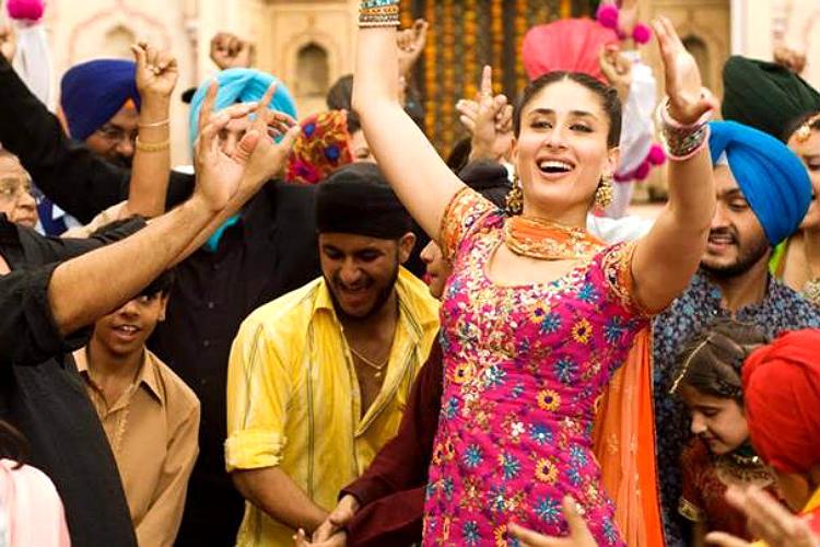 Kareena Kapoor in Jab We Met