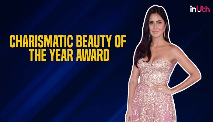 Katrina Kaif, Lux Golden Beauty Awards