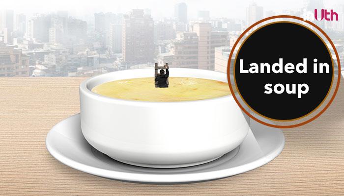 Landed-in-soup