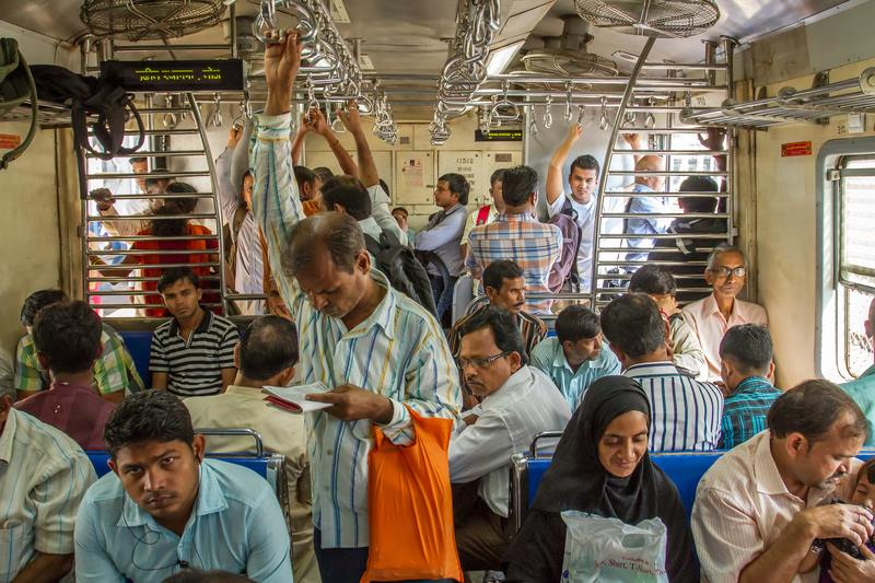 Mumbai local-dreamstime