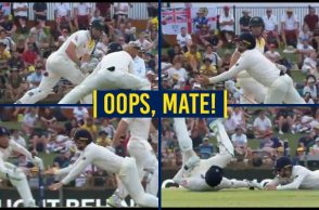 Shaun Marsh, Shaun Marsh dropped catch, Ashes 2017-18, Australia vs England 2017, Perth Test, Ashes 2017 third Test,