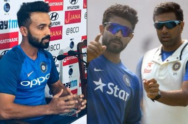 Ajinkya Rahane believes Ashwin, Jadeja will need to change bowling styles in South Africa