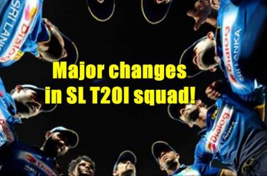 Sri Lanka T20I squad, SL T20I squad against India, India vs Sri Lanka 2017, India vs Sri Lanka T20I, Sri Lanka's tour of India 2017, IND vs SL T20I, India T20I squad against Sri Lanka