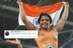 Sakshi Malik, Commonwealth Games 2017, Wrestling Championships 2017, Sakshi Malik wins gold, Sakshi Malik Commonwealth Games 2017