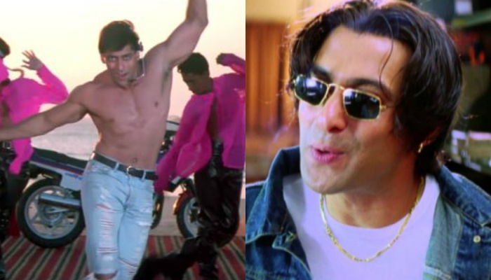Tere Naam haircut to ripped jeans: 5 fashion trends Salman Khan popularised