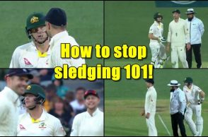 Steven Smith, James Anderson, Ashes 2017-18, Adelaide Test, Ashes first pink ball Test, Umpire Aleem Dar, Australia vs England, Ashes 2017 sledging, Ashes 2017 fights