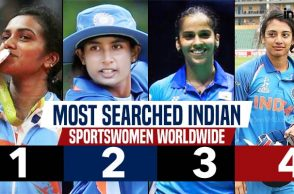 Yearender 2017: PV Sindhu beats Mithali Raj, Saina Nehwal as most searched Indian sportswoman in 2017