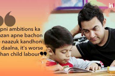 Aamir Khan and Darsheel Safary in Taare Zameen Par