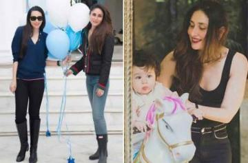 Taimur Ali Khan birthday pics
