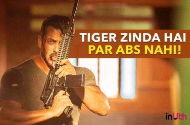 Tiger Zinda Hai, Salman Khan