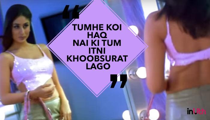 A still from Kabhi Khushi Kabhie Gham